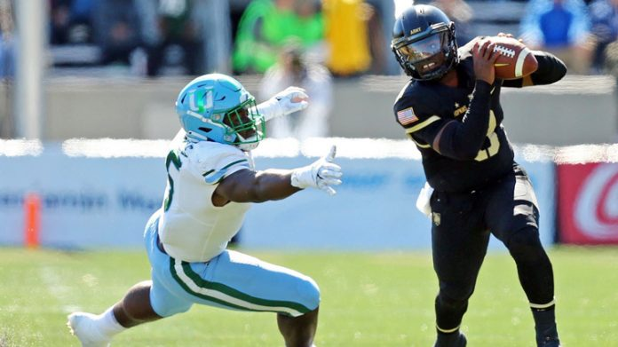 Despite a late fourth-quarter surge, the Army West Point football team (3-2) was unable to overcome a three-touchdown deficit and ultimately fell, 42-33, to Tulane on Saturday afternoon at Michie Stadium.