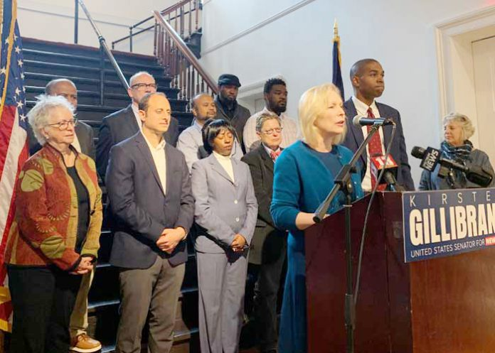 The Rebuild Rural America Act, designed to improve the way the federal government supports development projects in small towns and rural communities in order to better fit their specific needs, was announced by US Senator Kirsten Gillibrand and Congressman Antonio Delgado (D, NY-19).