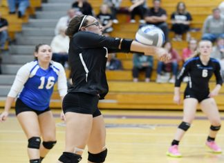 The Mount Saint Mary College Women's Volleyball team suffered its sixth straight loss on Saturday following a 23-25, 18-25, 15-25 road defeat at Rutgers-Newark.