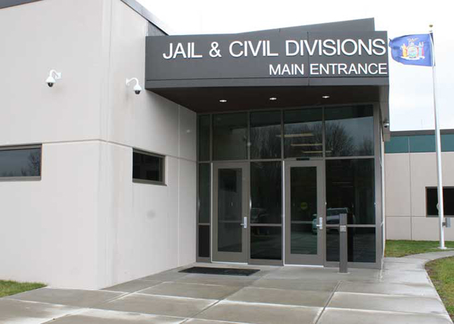It still will not be ready for occupancy for a couple of months, but county officials on Thursday cut the ribbon on the new $101 million Sullivan County Jail.