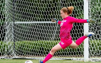 A four-goal second half powered William Smith College to a 4-1 victory over Vassar College in Liberty League action on Saturday afternoon. The win moves the fourth-ranked Herons to 9-1-1 overall and 5-0-0 in conference action.
