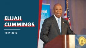 The late Congressman Elijah E. Cummings.
