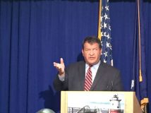 Westchester County Executive George Latimer.