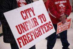 The Newburgh City Council Thursday night approved the city's 2020 budget that will include extensive staffing cuts for public safety and exceed the state-mandated tax cap at their regular meeting.