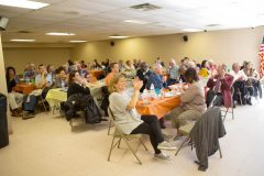 More than 115 volunteers with Meals on Wheels of Greater Newburgh enjoyed an appreciation luncheon in their honor recently.