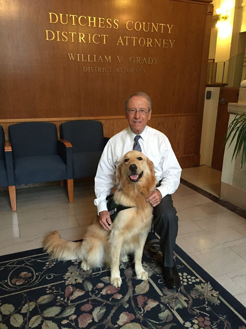 In November, Dutchess County District Attorney William Grady was re-elected to his 10th four-year term. Since being re-elected, he has submitted paperwork to the New York State & Local Retirement System (NYSLRS) to retire. Grady still plans to take his oath of office in January and serve his new term.