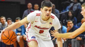 The Marist men's basketball team dropped its non-conference finale at Columbia by a score of 69-54 on Saturday afternoon at Levien Gymnasium.