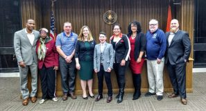 The Poughkeepsie Common Council was sworn in on January 2, 2020.