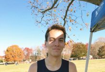 David Soto earns All-America status just one week after he earned All-Region XV accolades by finishing second in the region championship race.
