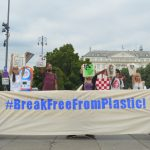The #BreakFreeFromPlastic movement is one of many campaigns designed to convince people to opt for healthier, greener alternatives to plastic.