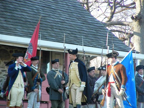 Help us celebrate General George Washington's birthday– his 288th–at Washington's Headquarters State Historic Site.