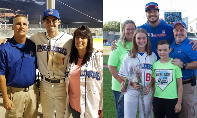 Host families play integral role in success of independent teams . Minor league baseball is often referred to as being an intimate gathering of local folks. You can't get much more intimate than inviting players to live in your home for a summer.