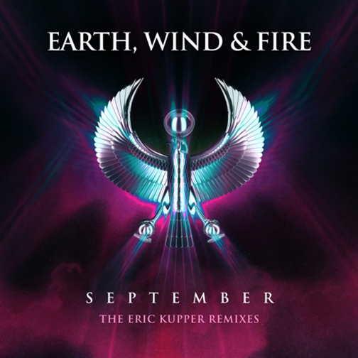 """Earth, Wind & Fire & Legacy Recordings release new remix & video of classic """"September""""."""