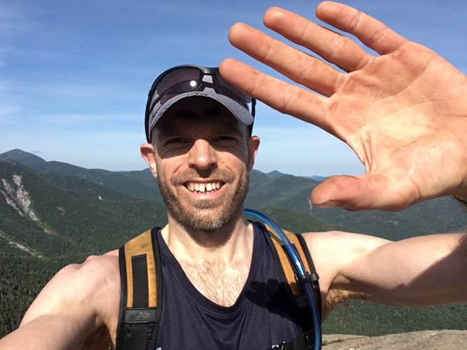 On Saturday, October 3, 2020, Beacon resident, Greg Buzulencia, along with trail runner friend, Benno Rawlinson, will set out to accomplish an incredulous, never-before-done feat: Running the entire length (88 miles), straight through (aside from some essential nutrition and clothing change breaks), of the New York section of the Appalachian Trail.