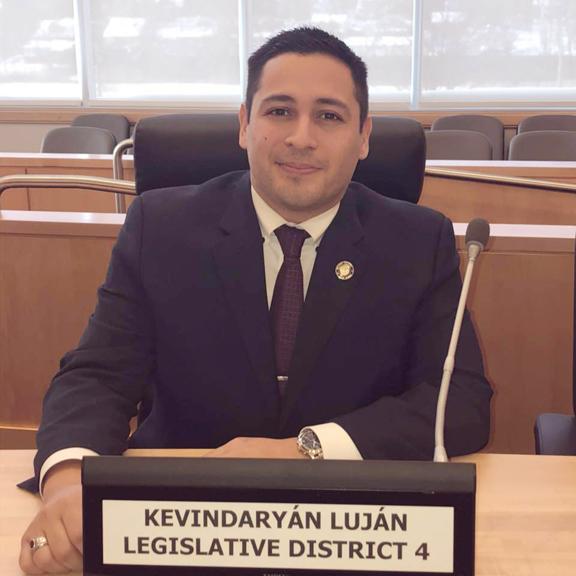 Kevin Lujan