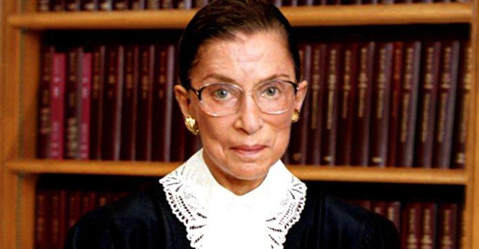 Justice Ruth Bader Ginsburg. Photo: Cheriss May
