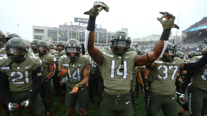 For the first time since 1969, the Army football team shut out Navy, 15-0, in a historic game in Michie Stadium on Saturday afternoon.