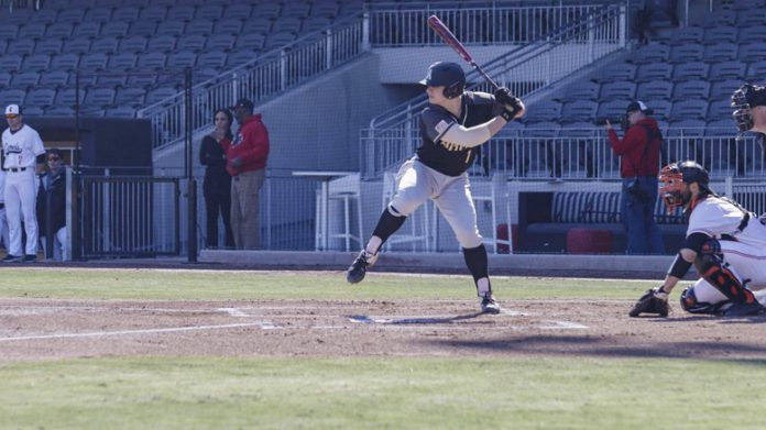The Army baseball team dropped both sides of a doubleheader at Bucknell on Saturday afternoon.