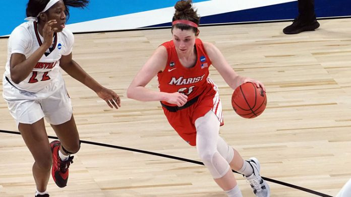 Marist Red Foxes Willow Duffell