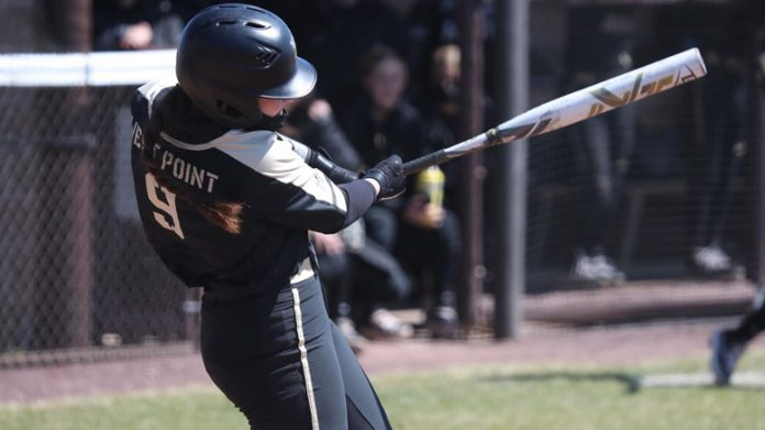 The Army West Point softball team took the second half of its doubleheader with Fordham.