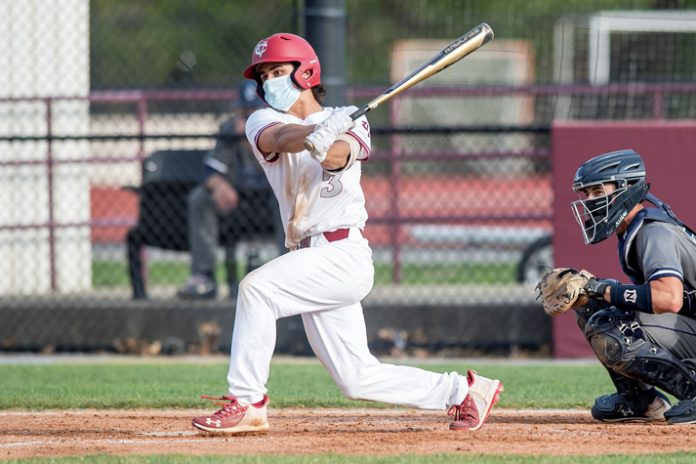 The Vassar baseball team snapped a six-game skid on Friday afternoon, defeating Bard in a pair of games at Honey Field.