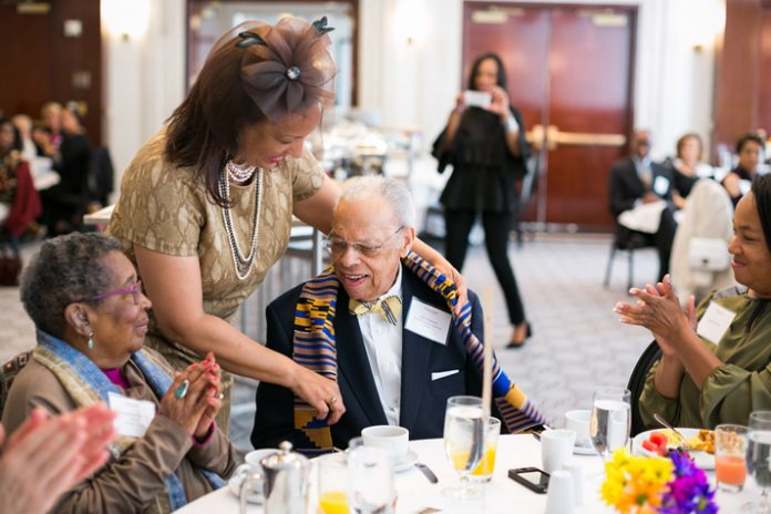 Vassar College's ALANA Center, which provides resources and programs for students of color, will be named for Professor Jeh Vincent Johnson (pictured above), the pioneering African American architect and former Vassar faculty member who designed it.