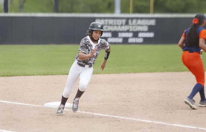 The Army West Point softball team completed its first weekend sweep of the season Sunday afternoon.