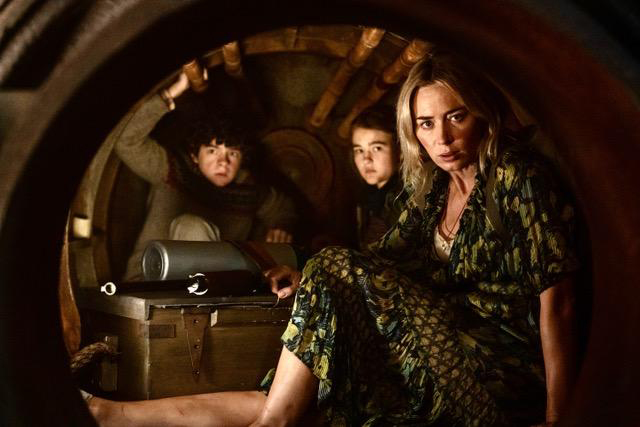 This is the sequel to one of the most innovative drama/horror/sci-fi films ever made, A Quiet Place. AQP was uniquely wondrous and scary.