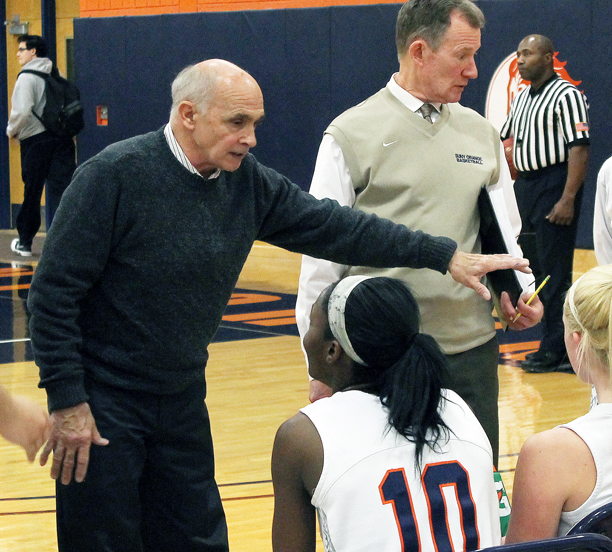 SUNY Orange Women's Basketball Coach John Lauro, who has guided the Colts since 2010, has announced his retirement from coaching. A career educator and coach, his coaching career spanned decades, including the past 11 years at the College.