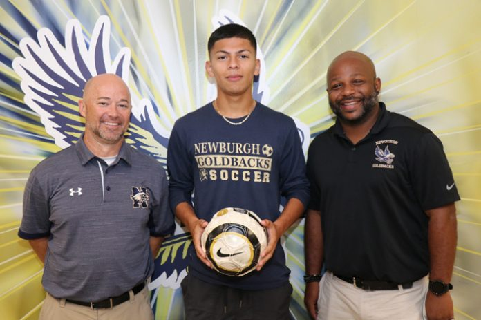 NFA Junior, Javier Rodriguez has been named a High School All-American for the 2020-21 winter and spring seasons.