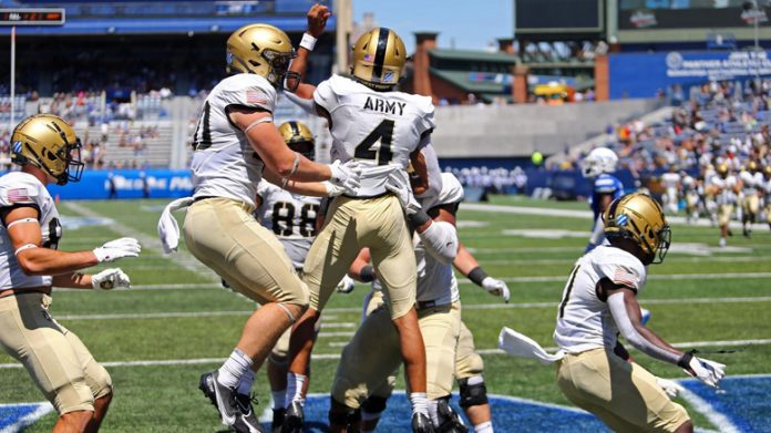 The Army West Point football team took care of business on both sides of the ball en route to earning a season-opening 43-10 victory over Georgia State on Saturday afternoon at Center Parc Stadium.