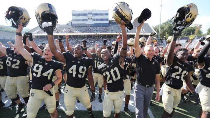 The Army West Point football team came out on the winning side of another Michie Stadium battle on Saturday afternoon, downing UConn 52-21 for its 12th-straight win at home.