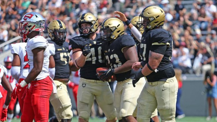 Army West Point football opened Michie Stadium with a win over the Western Kentucky Hilltoppers on Saturday afternoon.