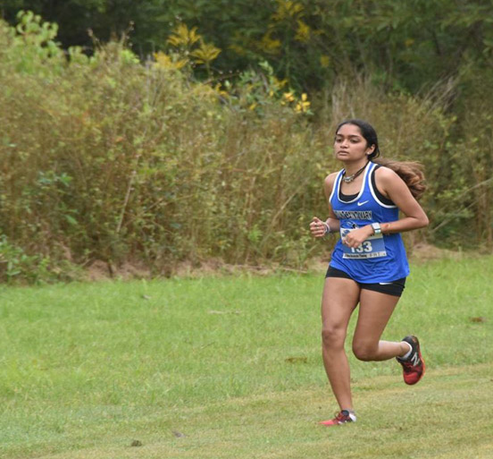 The Mount Saint Mary College Women's Cross Country team raced to a third place finish on Friday at the New Paltz Invitational.