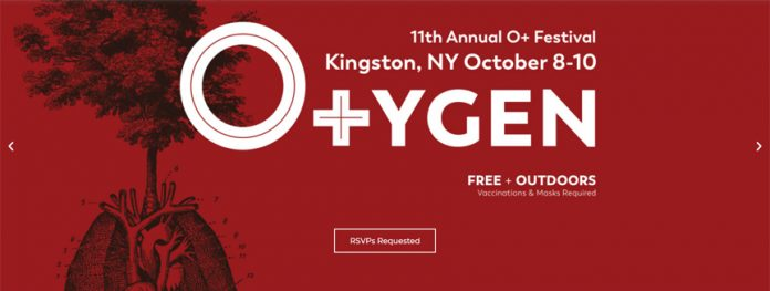 """Indie pop stalwarts The Magnetic Fields and """"first lady of graffiti"""" Lady Pink headline the 11th O+ Festival Oct. 8-10 in Kingston, N.Y. The unique weekend connects participating artists and musicians with vital healthcare, mental healthcare, dentistry and wellness services."""